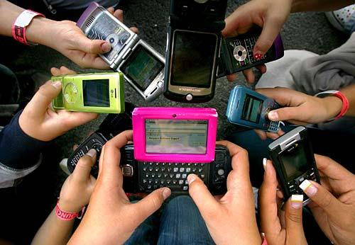 Radiaciones móviles en las escuelas