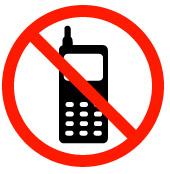 prohibición de telefonos moviles