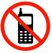 prohibición de telefonos moviles