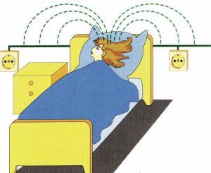 radiaciones de baja frecuencia