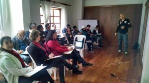 Curso internacional de grobiologia y radiaciones Lima 2014