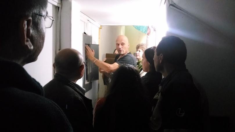 Curso de Geobiologia en Lima 2014