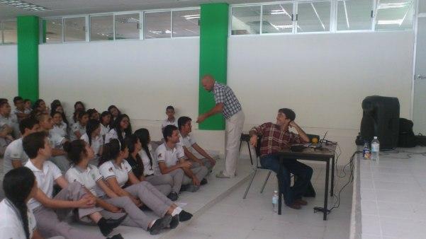 Prácticas con celulares Joan Carles <lópez en México
