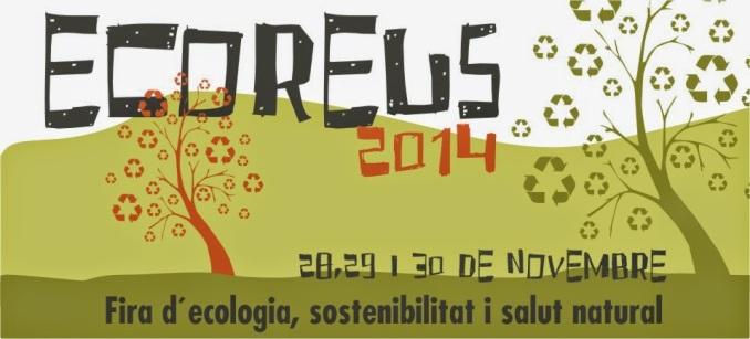 Logo de la fira eco-reus 2014