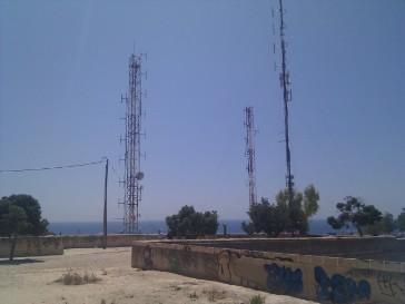 Antena de FM Alicante