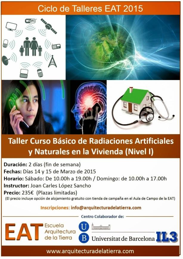 Curso Básico de Radiaciones Artificiales y Naturales (Nivel I)