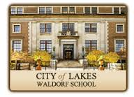 Logo city f lake Waldorf school