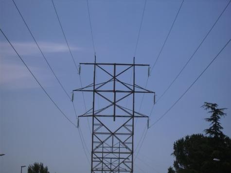 Líneas de alta tensión by gigahertz.es