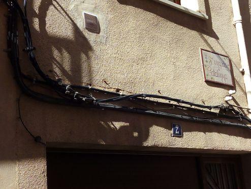 Cableado trenzado en las viviendas reducen los campos magnéticos