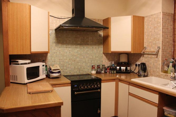 La distancia de los hornos microondas no son las adecuadas