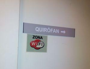 El wifi en los hospitales estancia en radiaciones por Joan Carles López