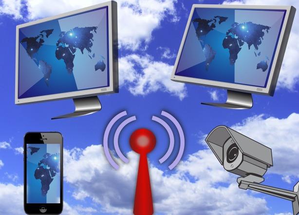 Telecomunicación wifi