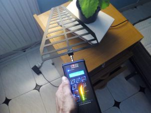 12 - El aparato acredita el exceso de radiaciones