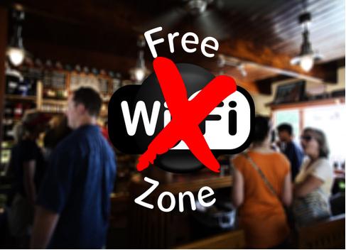 Eliminar nuestra zona wifi que tanto nos afecta, Por Joan Carles López