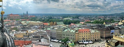 panoramica-de-cracovia