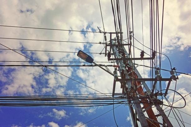 cableado eléctrico en paralelo