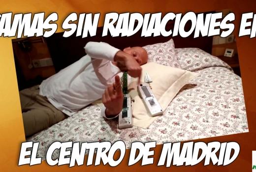 Camas sin radiaciones en el centro de Madrid por Joan Carles López