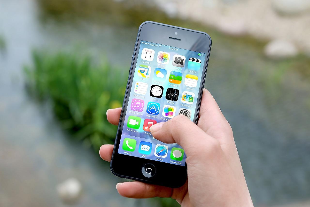 Smartphones que distrae en el trabajo