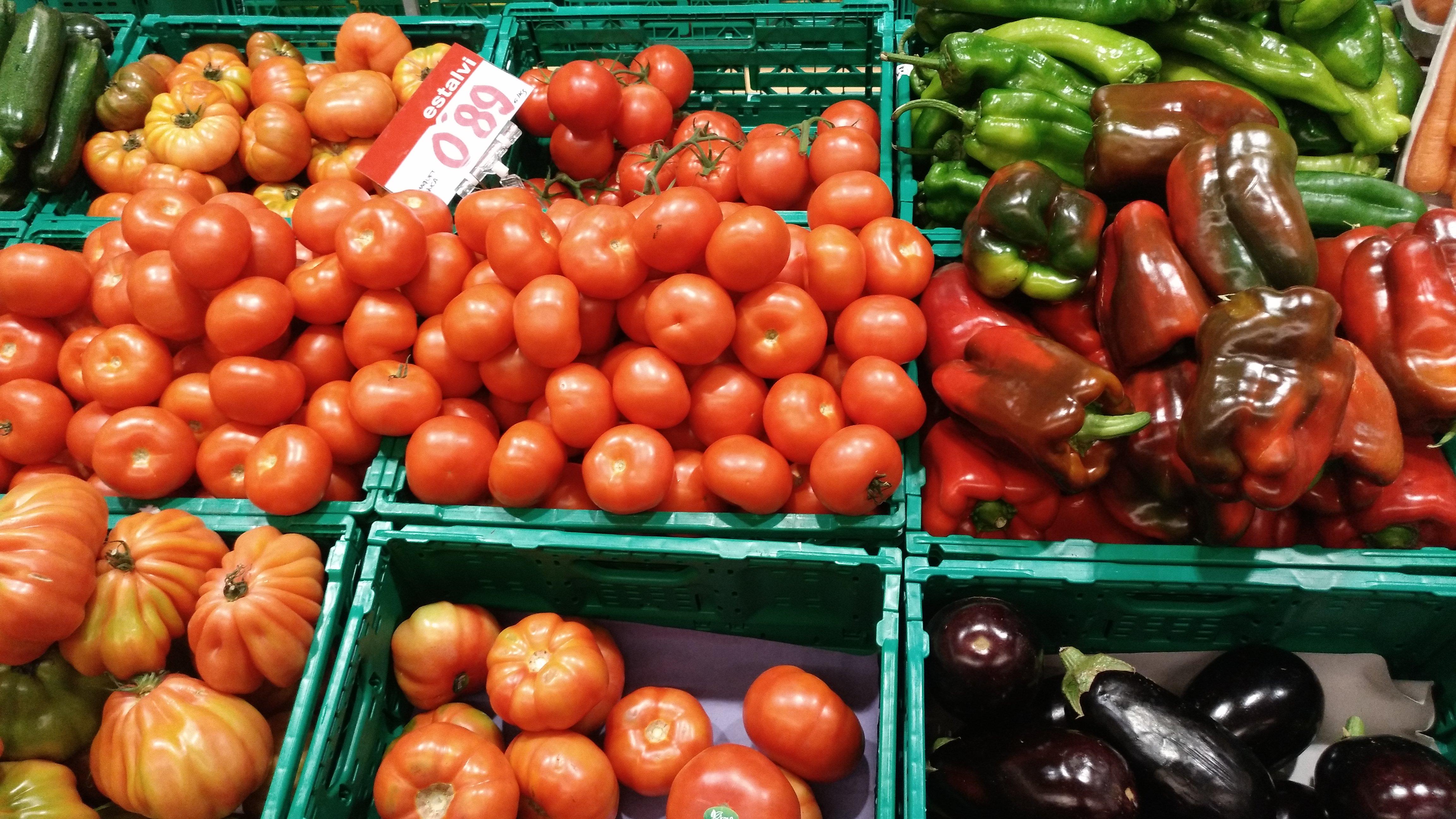 Verduras de proximidad pero con agrotóxicos, por Joan Carles López