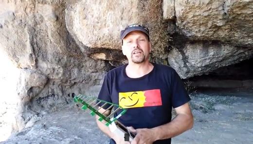Cómo actúan las radiaciones de alta frecuencia en una cueva por Joan Carles López
