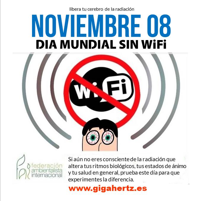 dia mundial sin wifi 2017