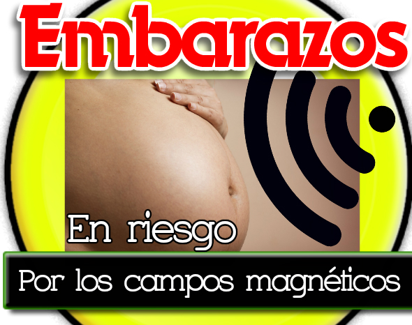 embarazos en riesgo por los campos magnético, nuevo estudio por Joan Carles López