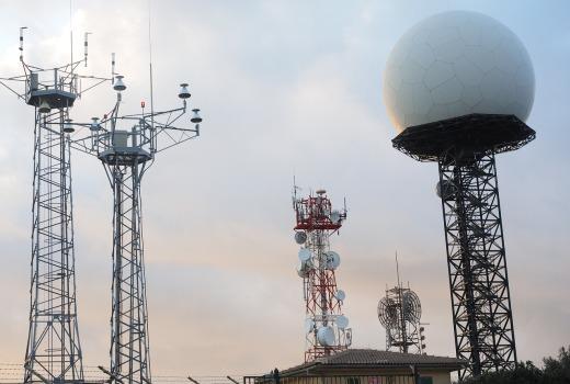 Radares militares, por Joan Carles López