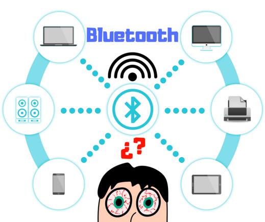 Tecnología Bluetooth ¿nos afecta? por Joan Carles López