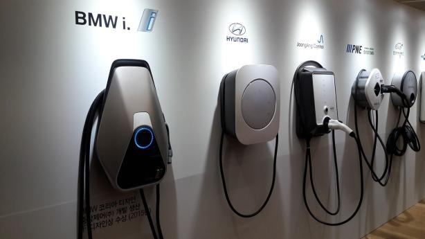 Cargadores para coches eléctricos