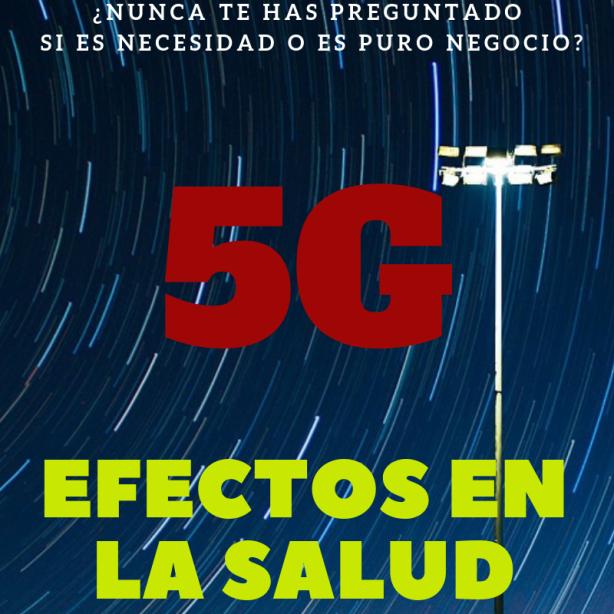 Efectos en la salud del 5G por Joan Carles López