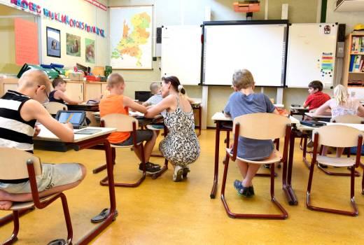 Riesgos en la escuela conectada al sistema wifi