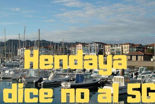 Hendaya dice no al 5G