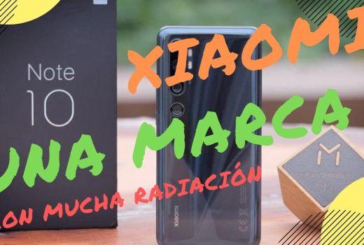 Xiaomi una marca con mucha radiación