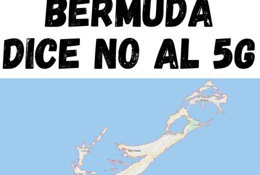Bermuda dice no al 5G